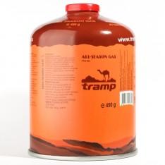 Резьбовой газовый баллон 450 грамм Tramp TRG-002