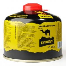 Резьбовой газовый баллон Tramp 230 г