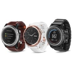 Смарт-часы Garmin Fenix 3 Sapphire