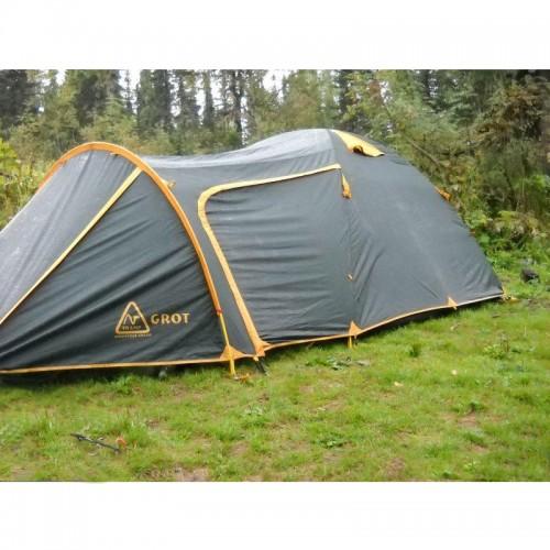 Трехместная палатка Tramp Grot 3