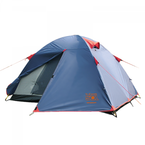 Палатка Sol Tourist 2+