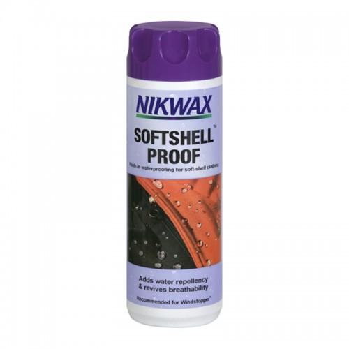Пропитка для одежды Nikwax SoftShell Proof, 300 мл