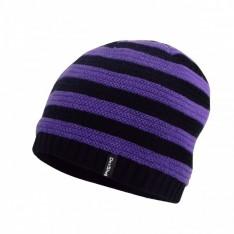Детская шапка водонепроницаемая полосатая Dexshell DH552