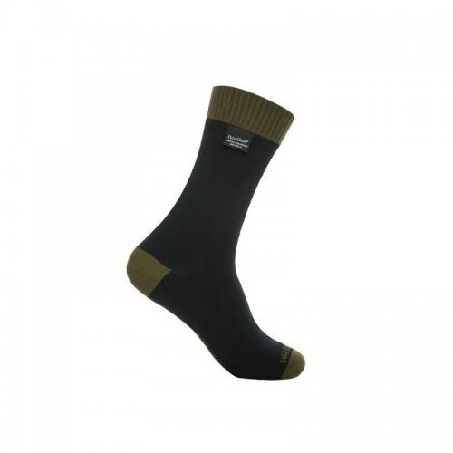 Носки водонепроницаемые Dexshell Thermlite green DS6260