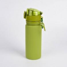 Бутылка силиконовая 0,5 л Tramp TRC-093