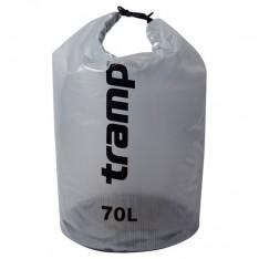 Tramp гермомешок прозрачный 70 л