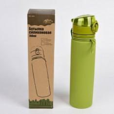 Бутылка силиконовая 0,7 л Tramp TRC-094