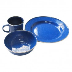 Набор эмалированной посуды на 1 чел. Tramp TRC-074
