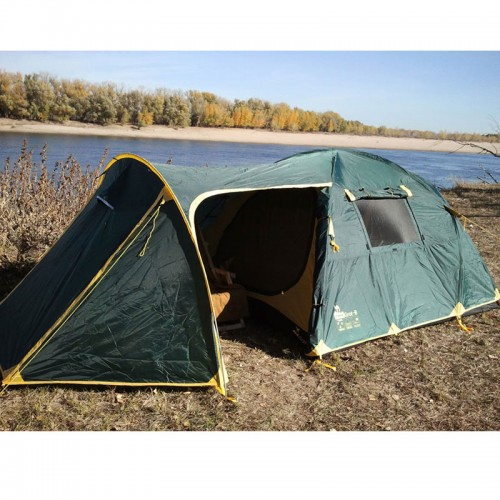 Четырехместная палатка Tramp Grot B V2
