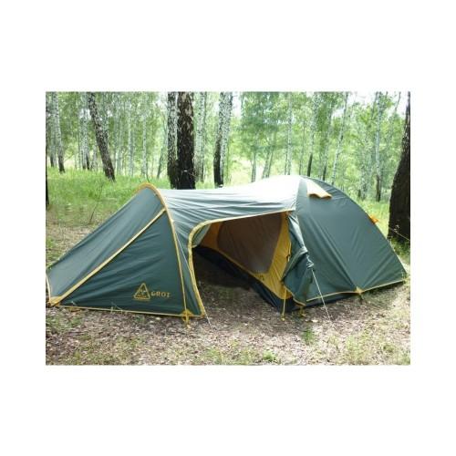 Трехместная палатка Tramp Grot 3 V2