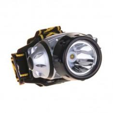 Налобный фонарь FLS09-4,2-1W 50m SL Серебряный (Master)
