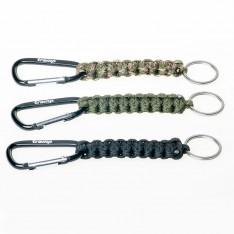 Tramp брелок паракордовый для ключей (карабин/кольцо для ключей)