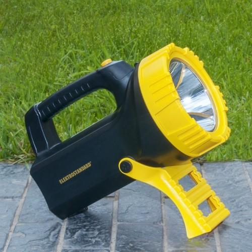 Прожекторный фонарь FLK27-26-10W-01led BK (Tourist)