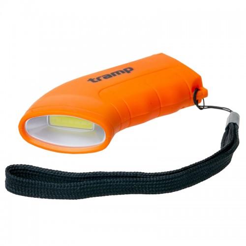 Tramp карманный фонарь, оранжевый