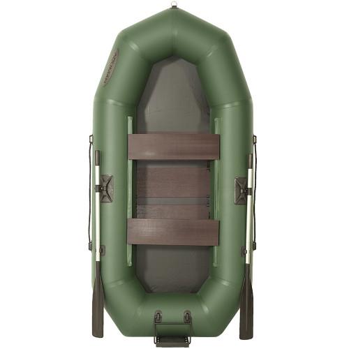 Лодка гребная ПВХ «Профи» Лоцман С 260 М П РС