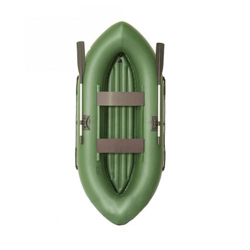 Лодка гребная ПВХ Лоцман Т-300 ВНД