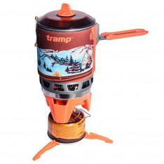 Tramp cистема для приготовления пищи 1л.