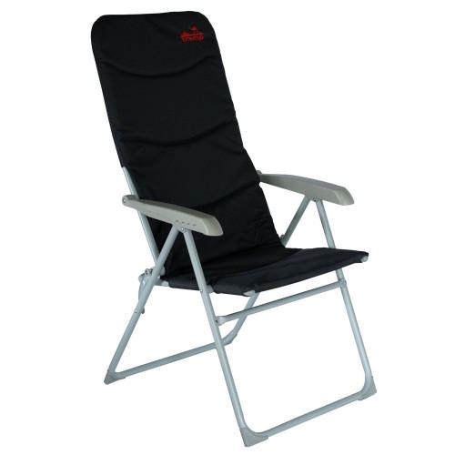 Tramp кресло складное регулируемое, алюминий