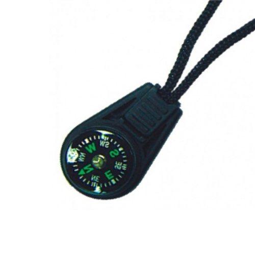 Сувенирный компас-брелок на шнурке Sol SLA-004
