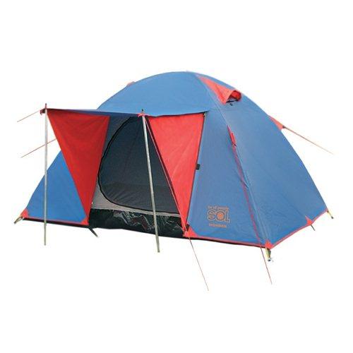 Трехместная палатка Sol Wonder 3