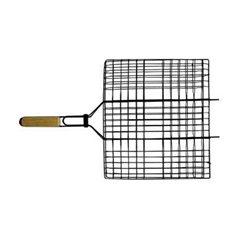 Решетка-гриль Totem с антипригарным покрытием 40x30x4 см